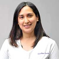 Psicóloga Catalina Cerda